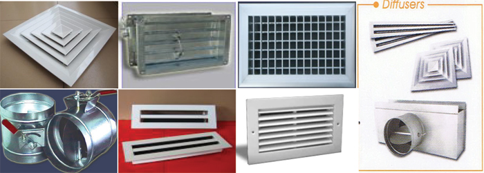 Ducting Accessories